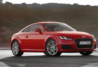 Audi TT nu ook als 1.8 TFSI #1