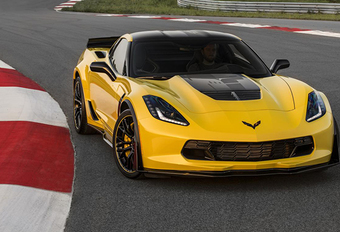 Chevrolet Corvette Z06 als hardcore C7.R Edition #1