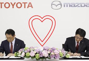 Waarom gaan Mazda en Toyota nauwer samenwerken? #1