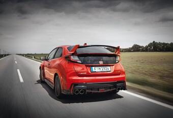 HONDA CIVIC TYPE R (2015) #1