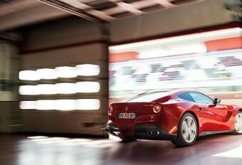 Ferrari maakt werk van F12-update #1