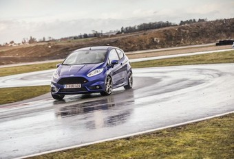 FORD FIESTA ST - Slot #1
