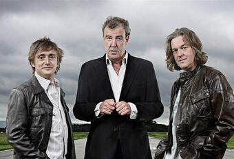 TopGear-trio Clarkson, Hammond en May komt terug! #1