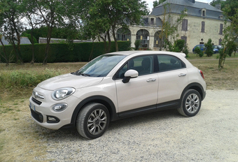 FIAT 500X - Toppers #1