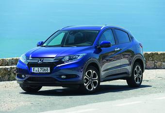 Wegtest: Honda HR-V 1.6 i-DTEC (2015) #1