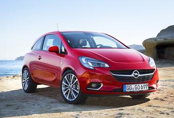 Opel terug met goede cijfers #1