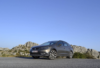 SEAT LEON X-PERIENCE - Toppers #1