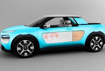 Citroën Cactus M concept laat zich (te vroeg) zien #1