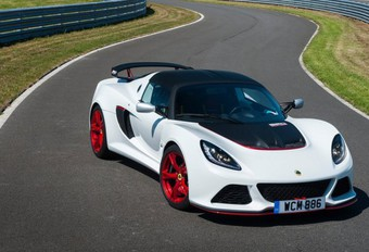 Lotus Exige V6 als limited edition 360 Cup #1