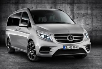 Mercedes V als AMG, wat een idee #1