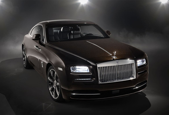 Als Rolls-Royce rock & roll wordt: Wraith 'Inspired by Music' #1