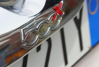 FIAT 500X - Slot #1