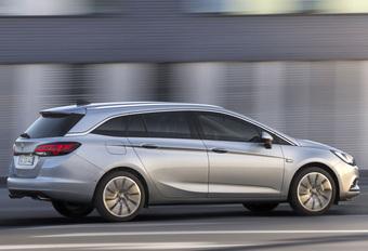 Nieuwe Opel Astra ook al als Sports Tourer #1