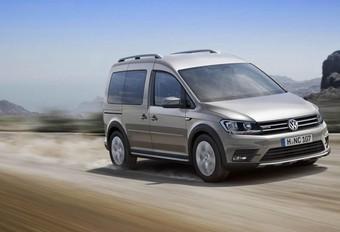 VW verandert Cross Caddy in Caddy Alltrack #1