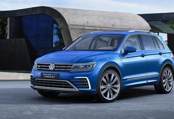 Nieuwe VW Tiguan ook als GTE Plug-in Hybrid #1