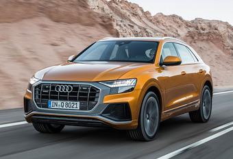 Conditions Salon Audi - Salon de l'Auto 2019 #1