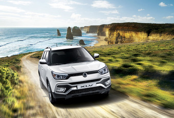 Conditions Salon SsangYong - Salon de l'Auto 2018 #1