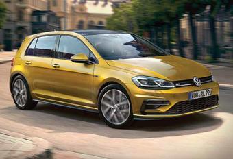 Saloncondities Volkswagen - Autosalon 2017 #1
