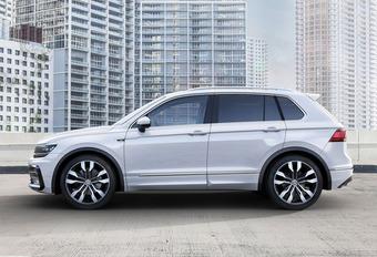 Saloncondities Volkswagen 2016 #1