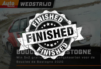 De Legend Boucles de Bastogne: 'Editie 2020' #1