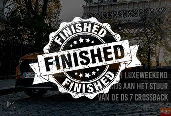 Win een luxeweekend in Parijs aan het stuur van de DS 7 CROSSBACK ! #1