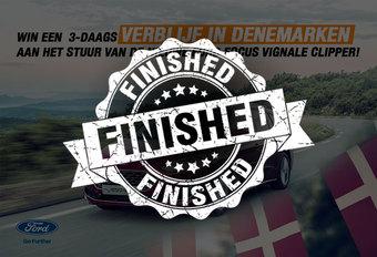 Win een 3-daags verblijf in Denemarken met Ford Vignale  #1