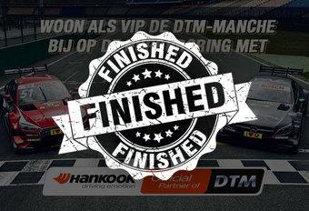Hankook @ DTM Nürburgring #1