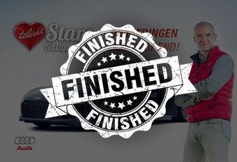 Neem samen met onze hoofdredacteur deel aan de Télévie Stars Rallye in een Audi R8! #1