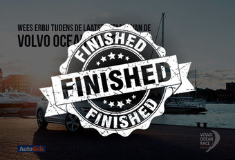 VOLVO OCEAN RACE : 28 - 29 - 30 Juni #1