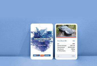 Porsche Boxster 986 1999 - DE SMET