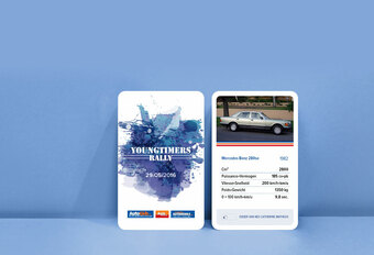 Mercedes Benz 280se 1982 - DIDIER VAN NES CATHERINE MATHEUS