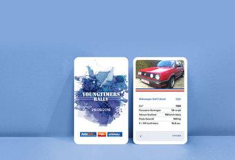 Volkswagen Golf 2 diesel - STFPOWER