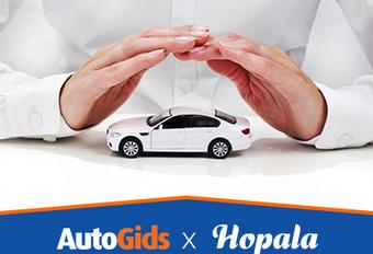Vind de autoverzekering die bij jou past!