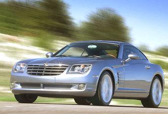 Chrysler Crossfire #1