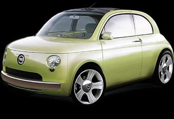 Fiat Cinquecento #1