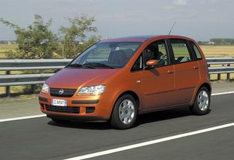 Fiat Idea 1.3 JTD  #1