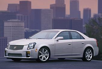 Cadillac CTS-V #1