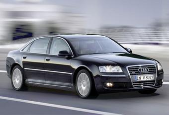 Audi A8 L 6.0 quattro #1