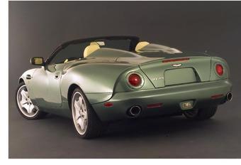 Aston Martin Zagato #1