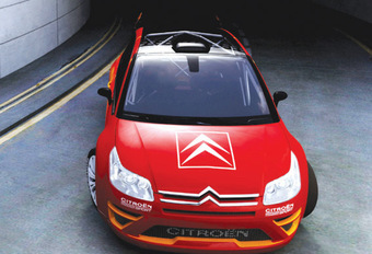 Citroën C4 WRC #1
