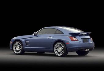 Chrysler Crossfire SRT-6 #1