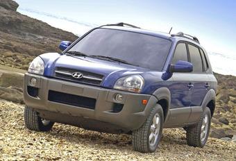 Hyundai Tucson #1