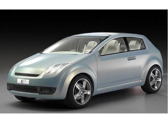 Hyundai E3 #1