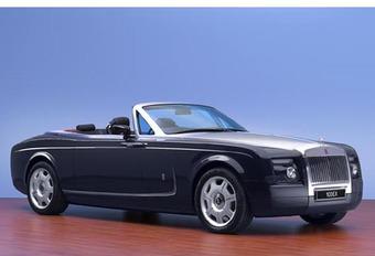 Rolls-Royce 100 EX #1