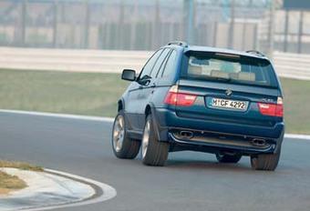 BMW:V8 de 4.8 pour le X5 #1