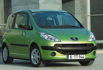 Peugeot 1007 #1