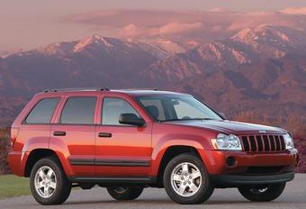 Jeep Cherokee 2005 #1