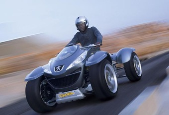 Peugeot Quark #1
