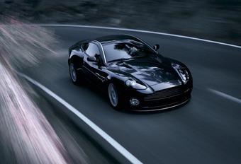 Aston Martin Vanquish S #1