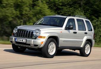 Jeep Cherokee #1